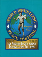 World Wrestling Peace Festival 1996