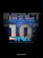 TNA Impact Wrestling Event Program 2012