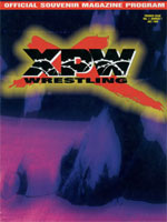 XPW Program-July 1999 Vol.1, No.1 (Premier Issue)