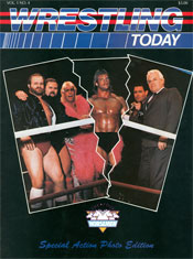 NWA Wrestling Today 1987