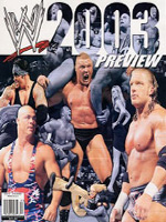 WWE 2003 Preview  2003