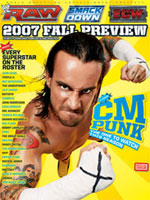 WWE Fall Preview  2007