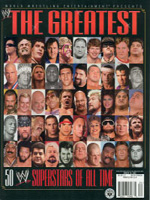 WWE The Greatest 50 WWE SuperStars of All Time  2003