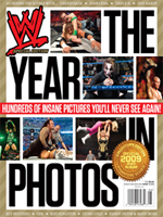 WWE The Year in Photos  2009