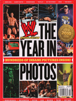 WWE The Year in Photos  2010