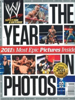 WWE The Year in Photos  2011