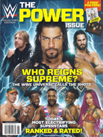 WWE The Power Issue  2016