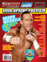 WWE Spring Preview  2008