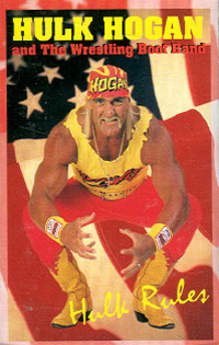 Hulk Hogan and The Wrestling Boot Band 1995