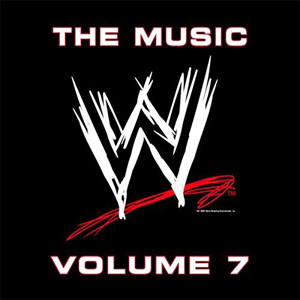 WWE Music - Vol.7 2007