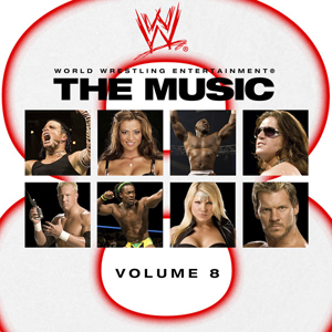WWE Music - Vol.7 2008