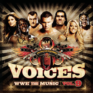 WWE Voices: The Music, Vol. 9 2009
