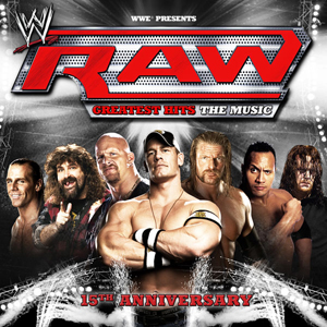 WWE Raw Greatest Hits: The Music 2007