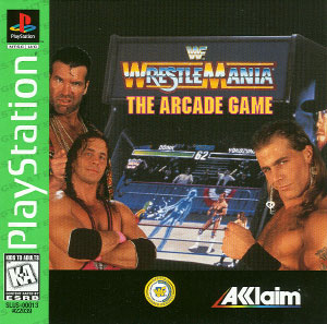 تحميل لعبة مصارعة بلاي ستيشن 1 zevnan wwf_wrestlemania_arcade