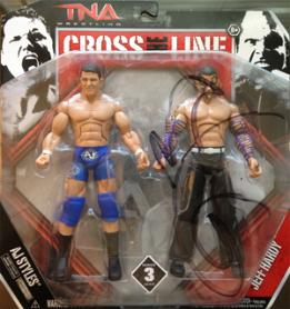 TNA Corss the Line Figure